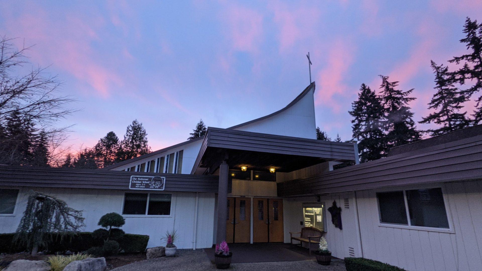 Our Redeemer Lutheran Church, Kirkland, WA